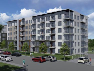 Les Sentiers de la Gare - Condos neufs dans les Laurentides: 300001$ - 350000$