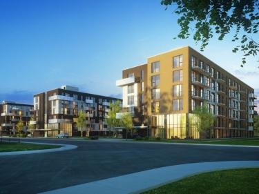 Quartier Greenwich - Square Equinox - New condos in Pointe-Claire