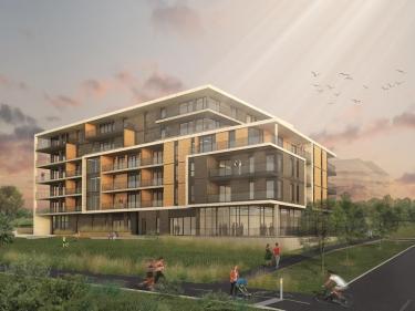Le Distinction - Projets immobiliers dans la Capitale-Nationale