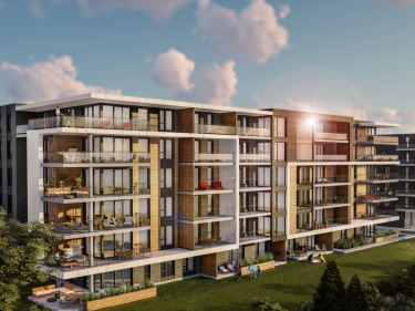 Le Distinction - phase 2 - New condos in Quebec city region
