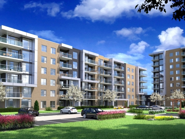 Ventura phase 3 condos pointe claire for Ares cuisine pointe claire
