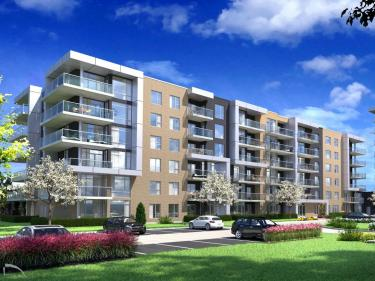 Ventura - phase 2 - New condos in Pointe-Claire
