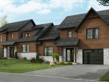 Les Clos Prévostois - Maisons neuves sur la Rive-Nord: 1 chambre