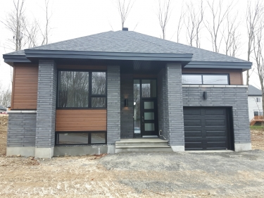 Projet Le Versant sur le Gold - New houses in Lachute