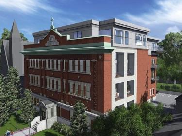 Le Conservatoire - Projets immobiliers sur la Rive-Sud