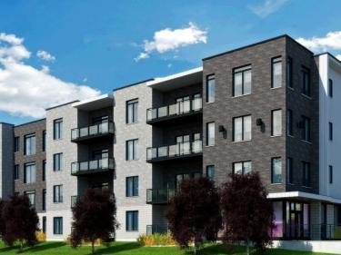 Le Neuf - Condos neufs à Laval