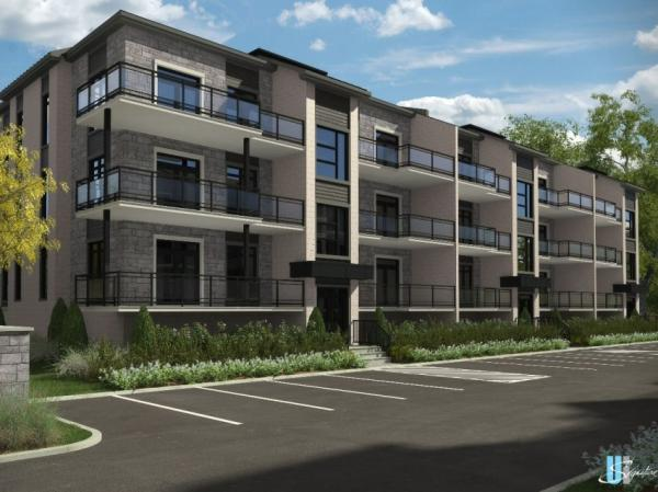 Condominiums les quatre condos in blainville - Location garage chambery ...