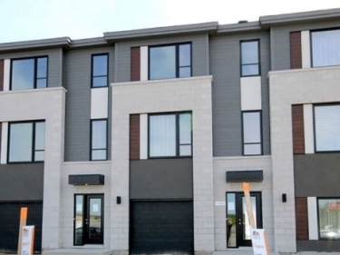 Le Mirabel Urbain - New houses in Quebec: $200 001 - $250 000