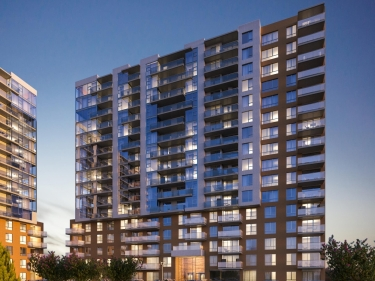 Cité Signature - phase 5 - New condos in Ahuntsic