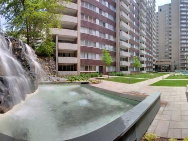 Le Parc, Apartments for rent Downtown - Apartments for rent in Quebec