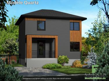 Quartier Eaux-Vives - Maisons neuves sur la Rive-Nord: 150001$ - 200000$
