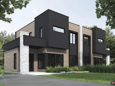 Via Sauvagia - houses - New houses in Sainte-Adèle