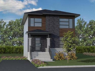 Les Sentiers Boisés Contrecoeur - Maisons neuves à Carignan avec unités modèles: 200001$ - 250000$