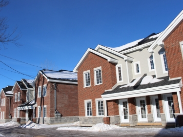 Domaine Ste-Rose - phase 2 - Projets immobiliers à Laval