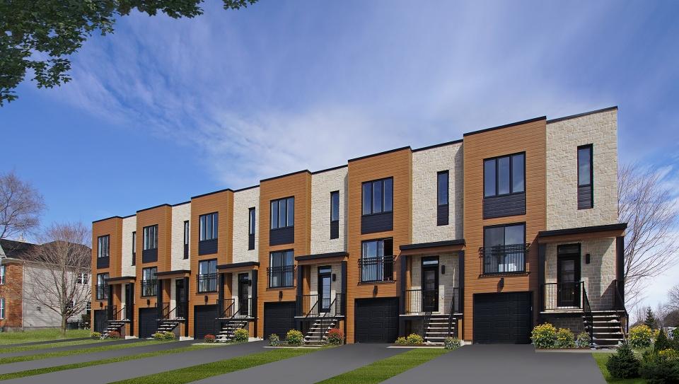 Les bourgs lesage maisons rosem re for Vert urbain maison de ville