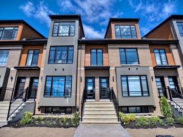Highlands LaSalle - maisons de ville superposées - Projets immobiliers à LaSalle