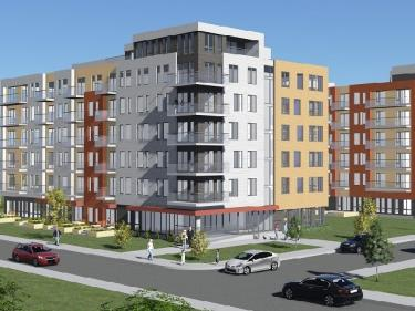District Concorde - Condos neufs à Laval-des-Rapides