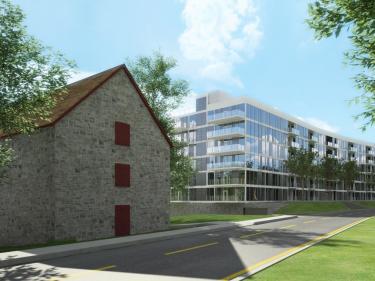 Condominiums le M-Lorraine - Condos neufs sur la Rive-Nord: 300001$ - 350000$