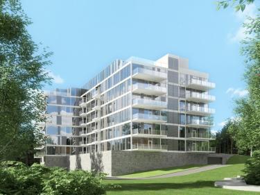 Condominiums le M-Lorraine - Condos neufs à Lorraine avec Piscine