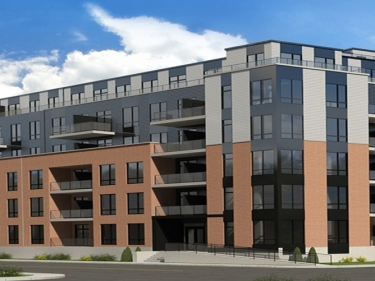 Le Daly Lachine - phase 4 - Condos neufs à Lachine