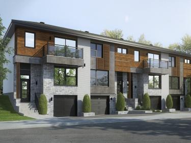 Domaine de Villieu - Projets immobiliers en Chaudière-Appalaches