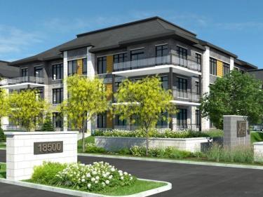 Les Condominiums X15 - Condos neufs sur la Rive-Nord: 250001$ - 300000$