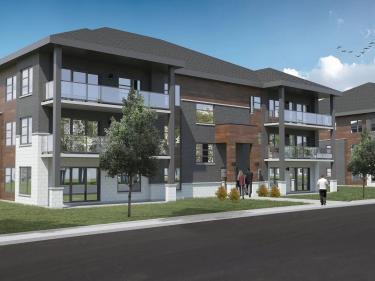 Centoicité - Condos for Rent - New condos in Sainte-Marthe-sur-le-Lac