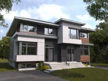 Rives du Ruisseau - New houses in Sainte-Marthe-sur-le-Lac
