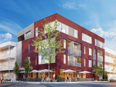 L'Avenue Condominiums - New condos in Québec