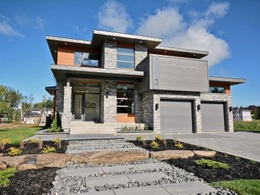 Les Sentiers du Maréchal - New houses in Saint-Lin-Laurentides: > $500 001