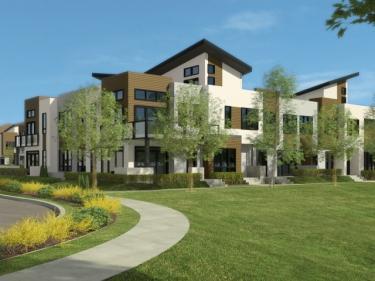 Les Condos Ubiques - Habitations Urbanova - Condos neufs dans Lanaudière avec stationnement extérieur