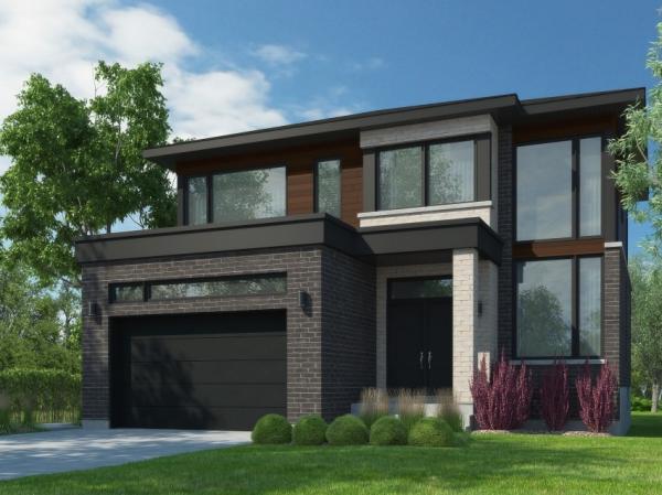 symbiocit maisons par les habitations pilon maisons. Black Bedroom Furniture Sets. Home Design Ideas