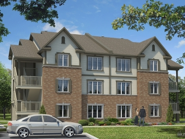 La Seigneurie de Yamaska - New condos in Saint-Hyacinthe near the metro near a train station