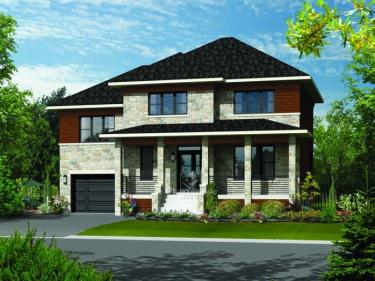 Plateau Natura Mont-Tremblant  - Maisons unifamiliales - Maisons neuves à Harrington: 200 001 $ - 250 000 $