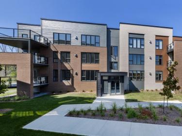 Urbanova - Habitations Nord-Est - Condos neufs dans Lanaudière en livraison