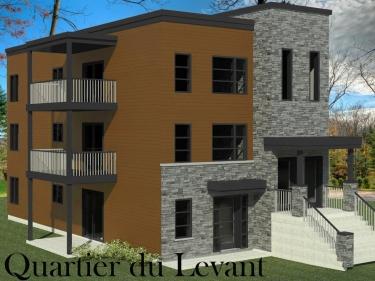 Quartier du Levant - Condos neufs à Shannon
