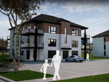 Via Blainville - New condos on the North Shore