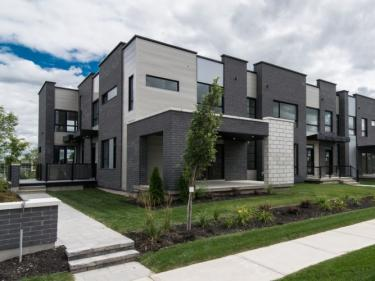 Urbanova - condo par Cloutier et fils - Condos neufs sur la Rive-Nord: 350001$ - 400000$