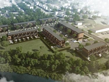 Hameau St-Jacques - condos - Condos neufs dans la Capitale-Nationale