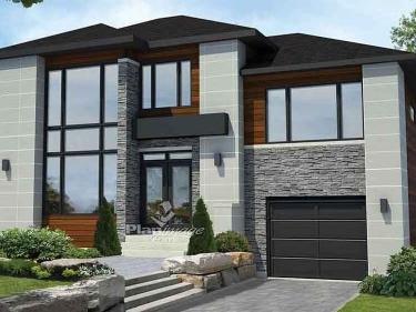 Le Domaine du Sentier Riverain - maisons - Maisons neuves à Saint-Jean-de-Matha: 250001$ - 300000$