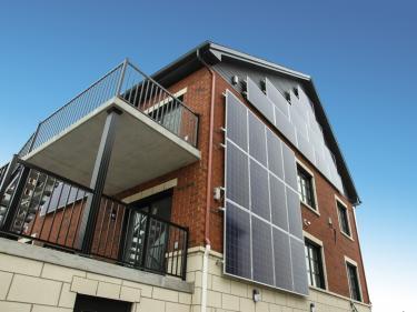 Val-des-Ruisseaux - condos � consommation �nerg�tique Nette Z�ro - Projets immobiliers au Qu�bec