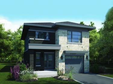 Symbiocité - houses - New houses on the South-Shore
