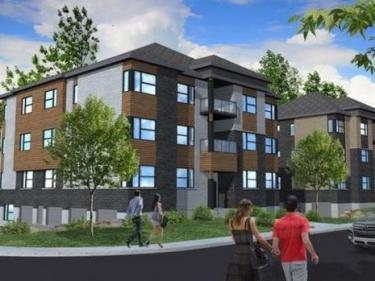 Symbiocité - condos par Les Habitations Deschênes et Pépin - Condos neufs en Montérégie avec garage
