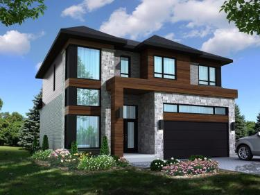 Secteur R - New houses in Longueuil in delivery: 4 bedrooms and more