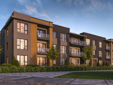 Vida Lasalle - Condos - Phase 2 - New condos in Lachine: 1 bedroom