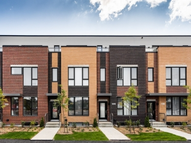 Vida LaSalle - Townhouses - New houses in LaSalle with model units