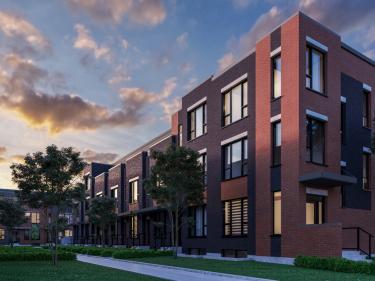 Vida LaSalle – Townhouses - New houses in Montreal