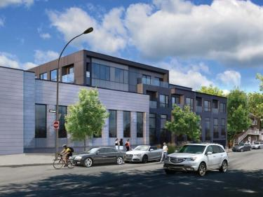 Henri Condominiums - Condos neufs dans Saint-Henri