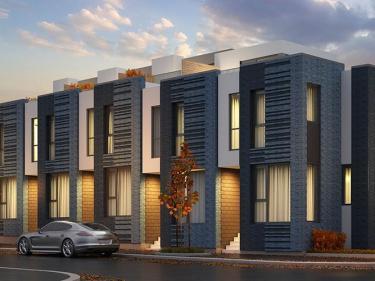 Dandurand - Maisons neuves à Montréal