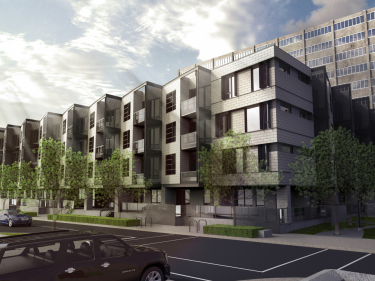 Plateau 54 - New condos in Montreal with model units: 1 bedroom